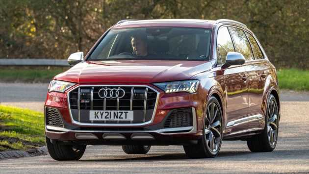 New Audi SQ7 2021 review