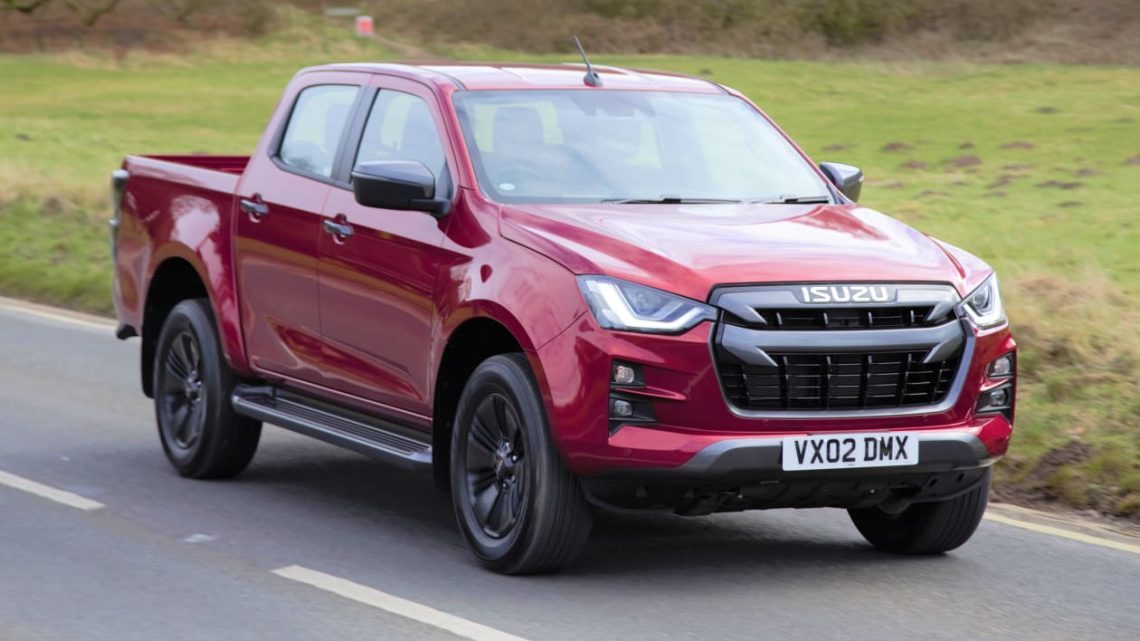 New Isuzu D-Max 2021 review