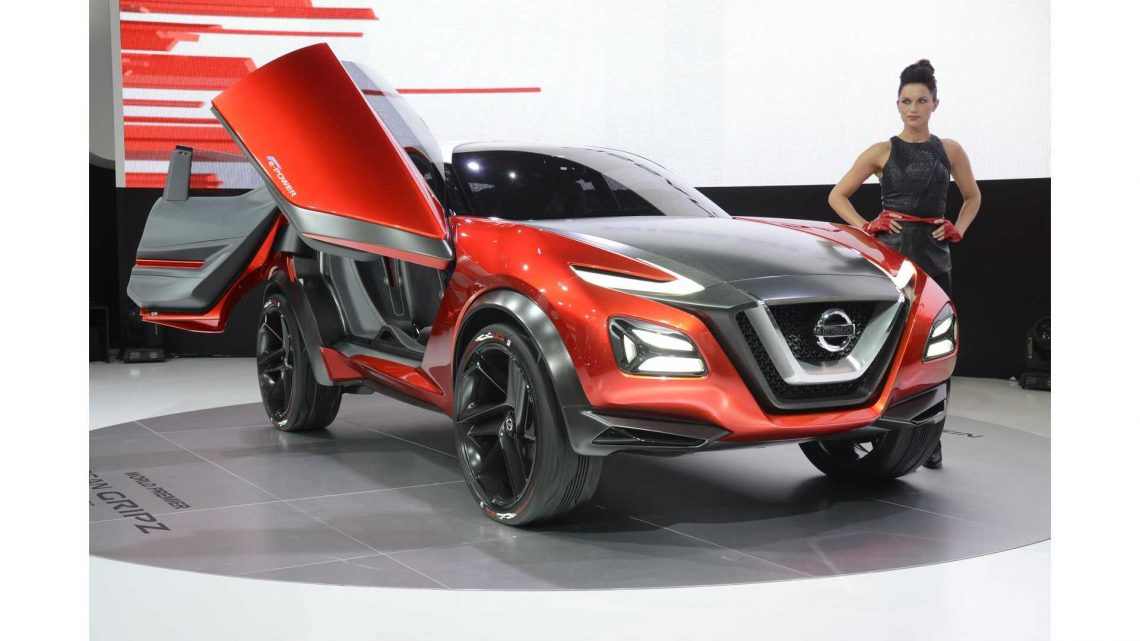 Nissan Will Reportedly Launch A Sub-Ariya Electric Crossover