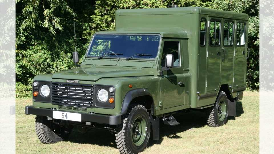 Prince Philip's Casket Will Ride in a Custom Land Rover He Helped Design
