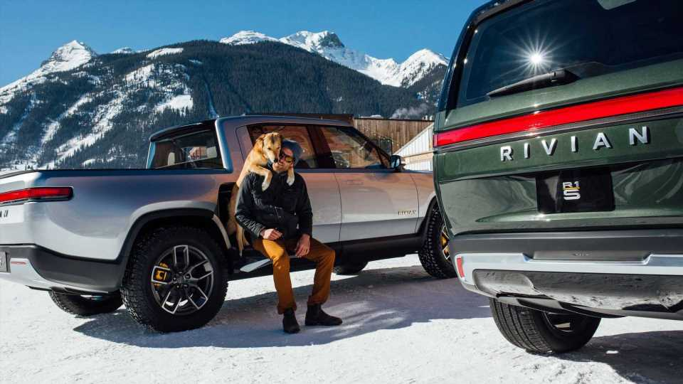 Rivian Updates Website With New Info Before Deliveries Start