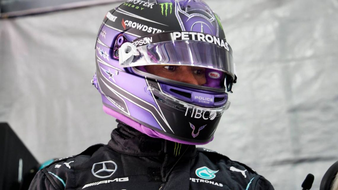 Sir Lewis Hamilton happy, but still wary of Red Bull