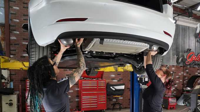 Tesla Aftermarket Parts Install: Make Your Model 3 Sound Ludicrous—and More!