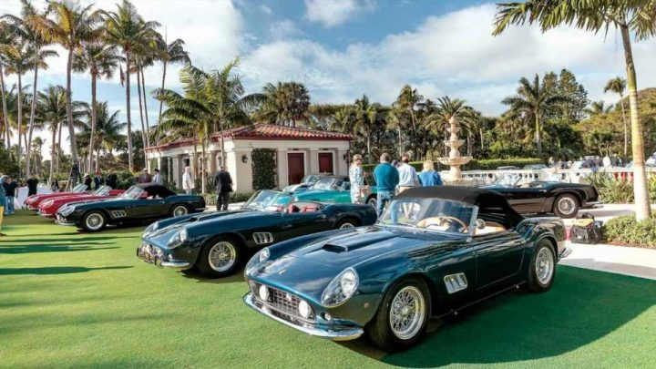 Ultra-Rare Ferraris Appearing At This Weekend's 30th Cavallino Classic