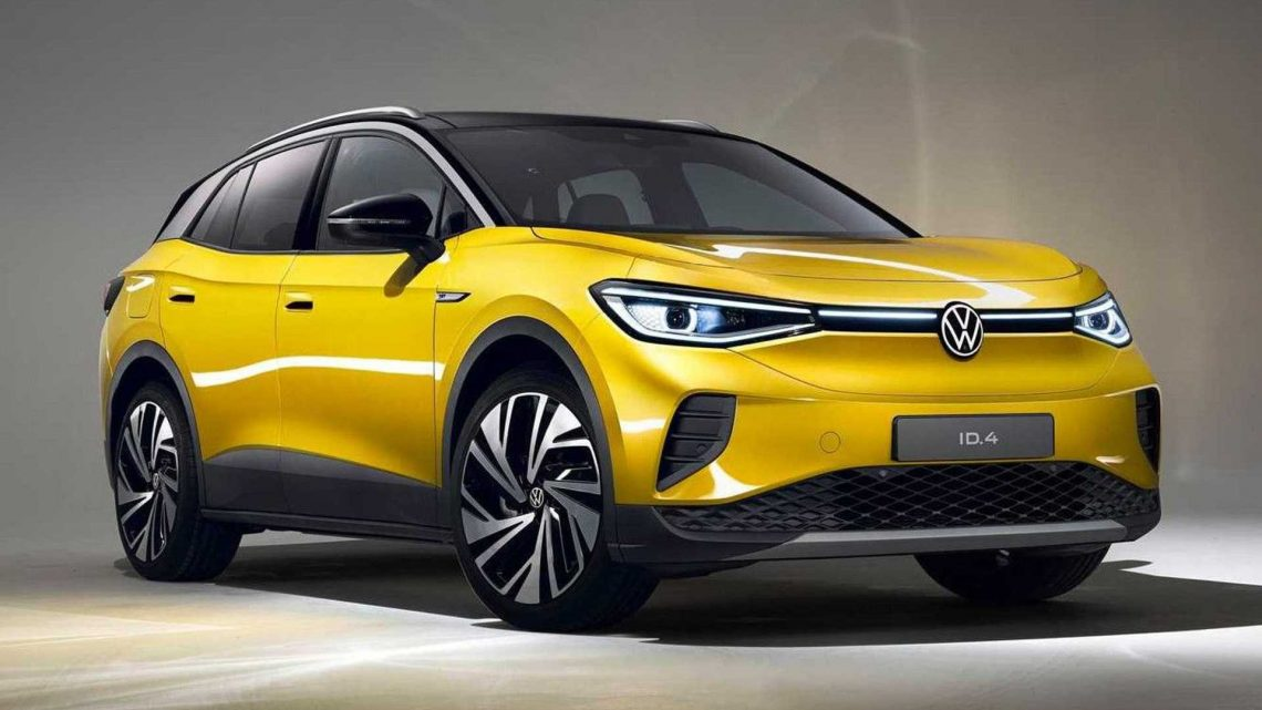 Volkswagen Opens UK Order Books For Mid-Range ID.4 Electric SUV