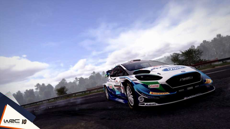 WRC 10 Announced, Coming September 2 on PC, PlayStation, and Xbox