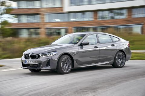 BMW 6 Series facelift launched at Rs. 67.90 lakh
