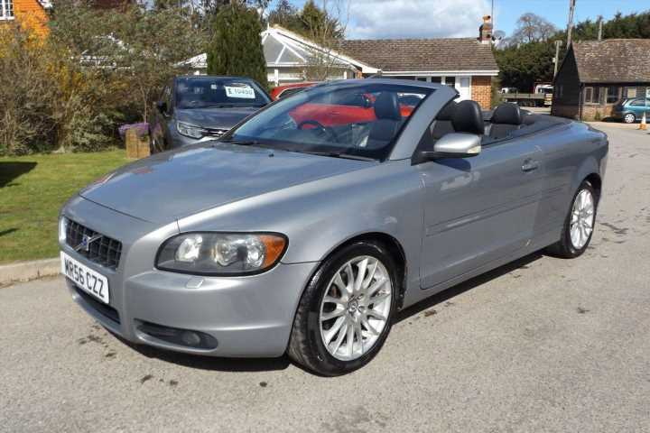 Volvo C70 2.5 | Shed of the Week
