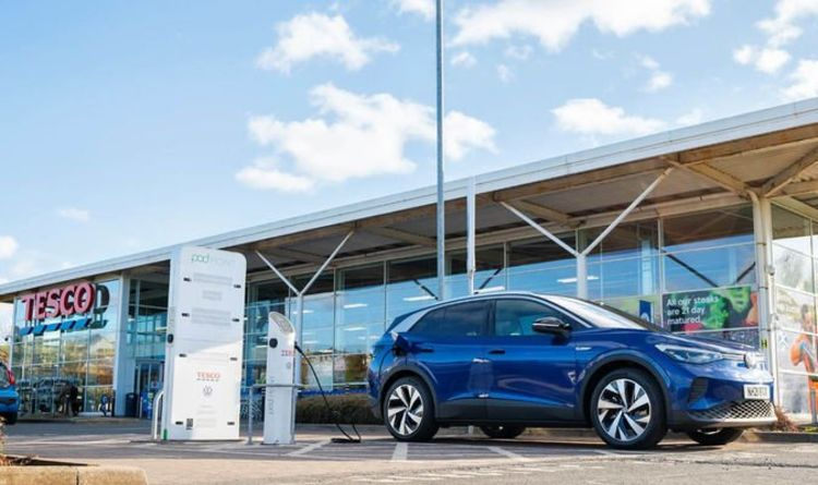 Free electric charges hit 500,000 giving motorists 10 million miles of free driving