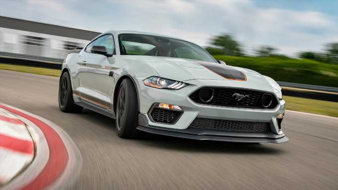 2021 Ford Mustang Mach 1 First Drive Review: Thunder Macher!