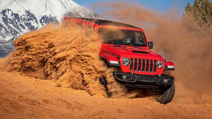 2021 Jeep Wrangler Rubicon 392 First Drive Review: Finally, a Factory V-8!