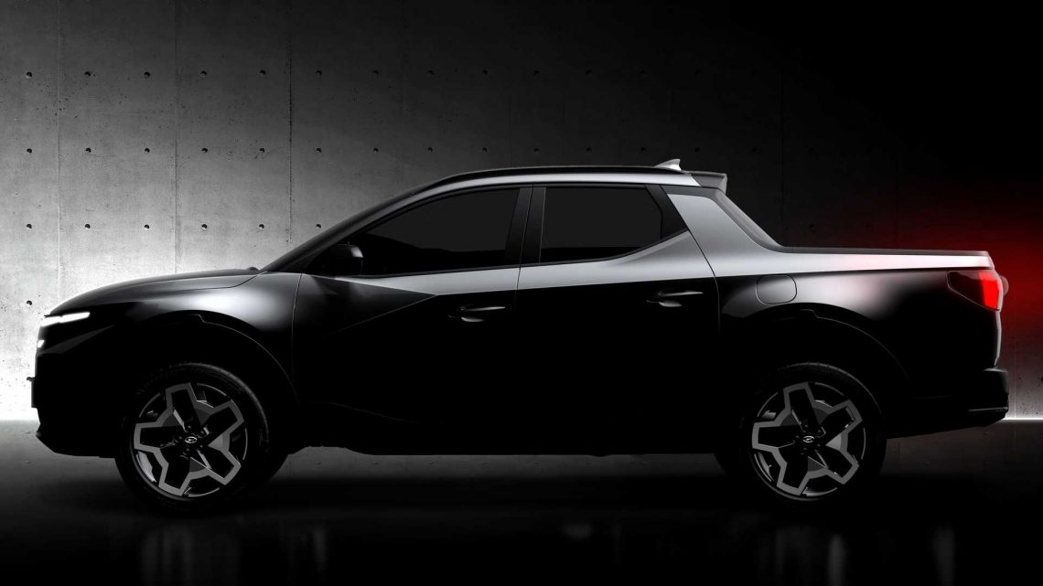 New Hyundai Santa Cruz Teaser Video Says It's 'Not A Truck'