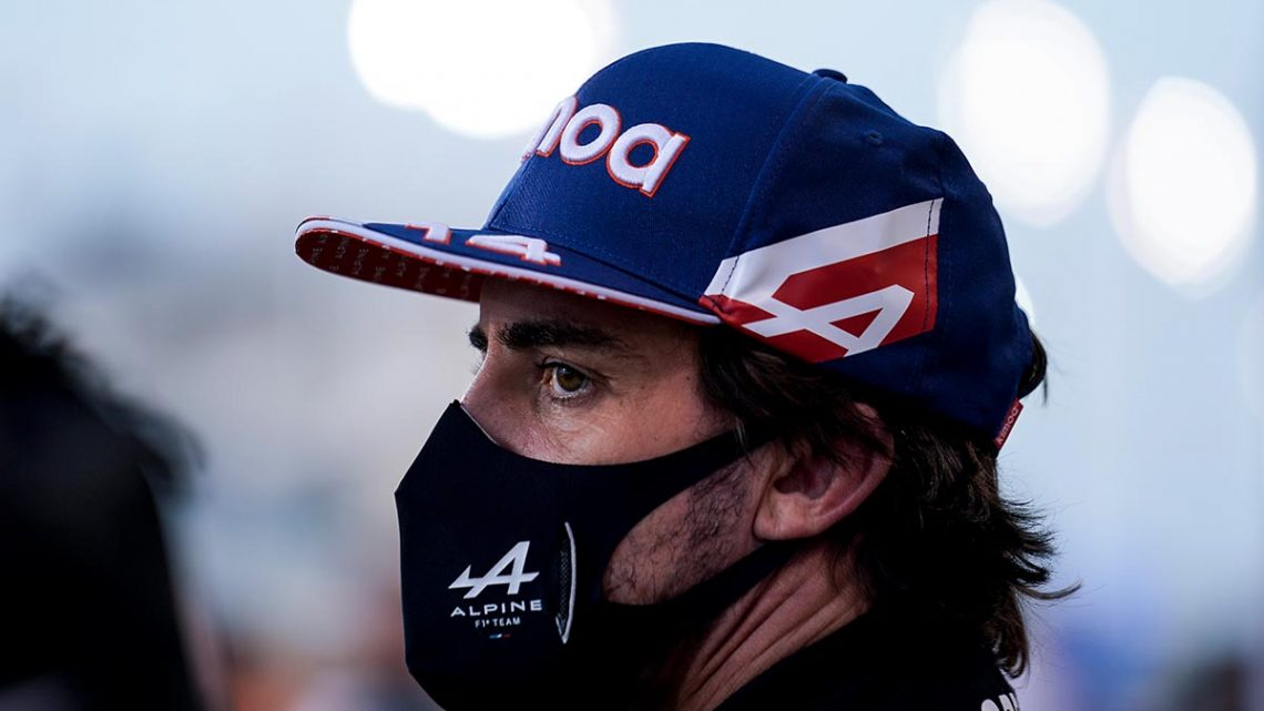 'Passionate' Fernando Alonso thinks about F1 '24 hours a day'