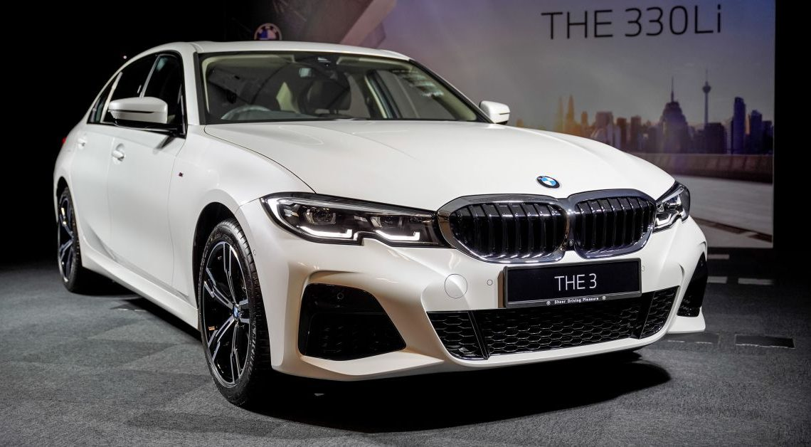 G28 BMW 3 Series LWB previewed in Malaysia – sole 330Li M Sport variant; CKD; from RM301k estimated – paultan.org