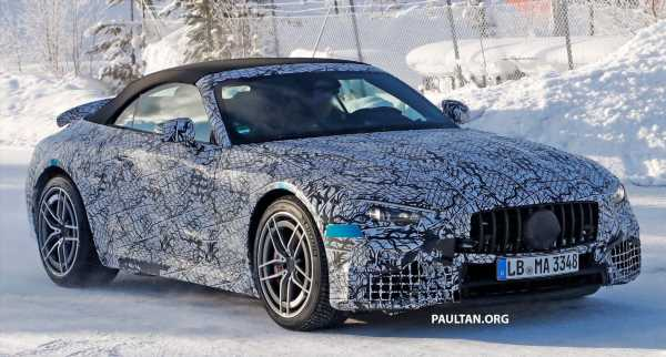 Mercedes-AMG SL to replace AMG GT Roadster: report – paultan.org