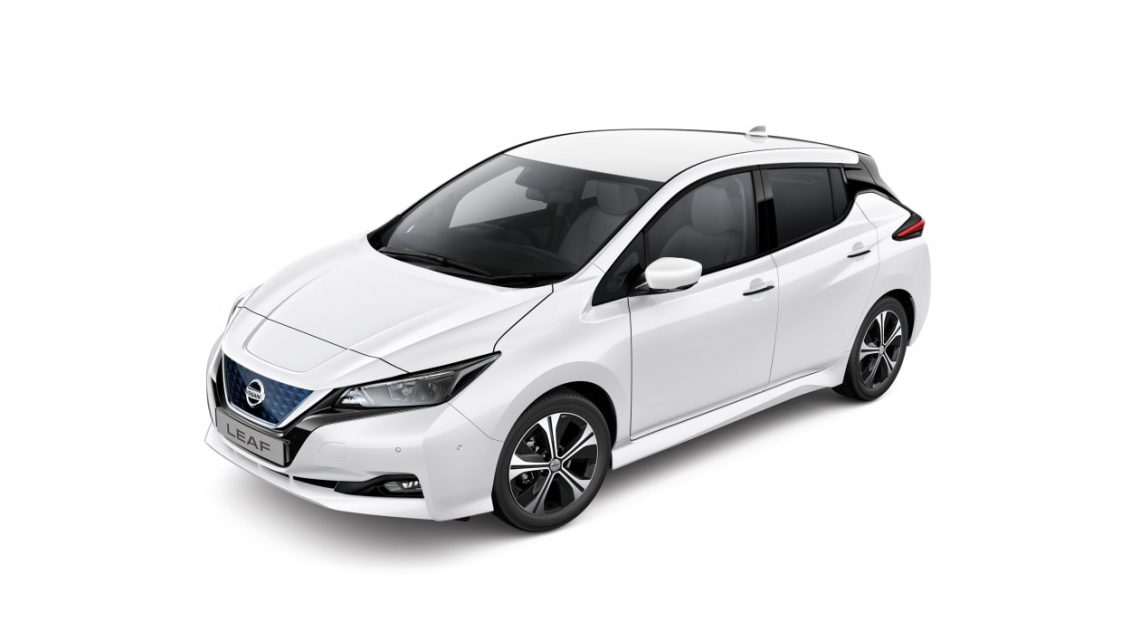 Nissan Leaf prices trimmed to suit new plug-in car grant