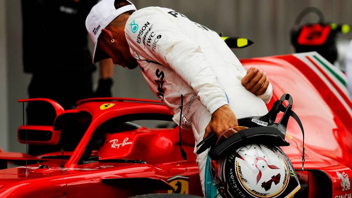 Mercedes benefit from 'a great spy' in Lewis Hamilton   Planet F1