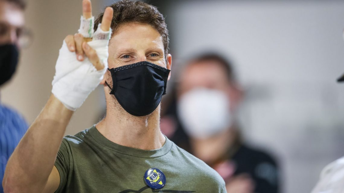 Romain Grosjean: 'I never thought about quitting racing' | Planet F1