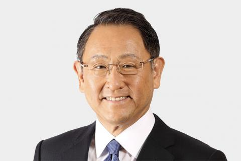 Akio Toyoda awarded 2021 World Car Person of the Year