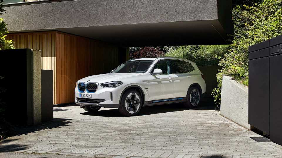 BMW Group More Than Doubled Its Plug-In Car Sales In Q1 2021