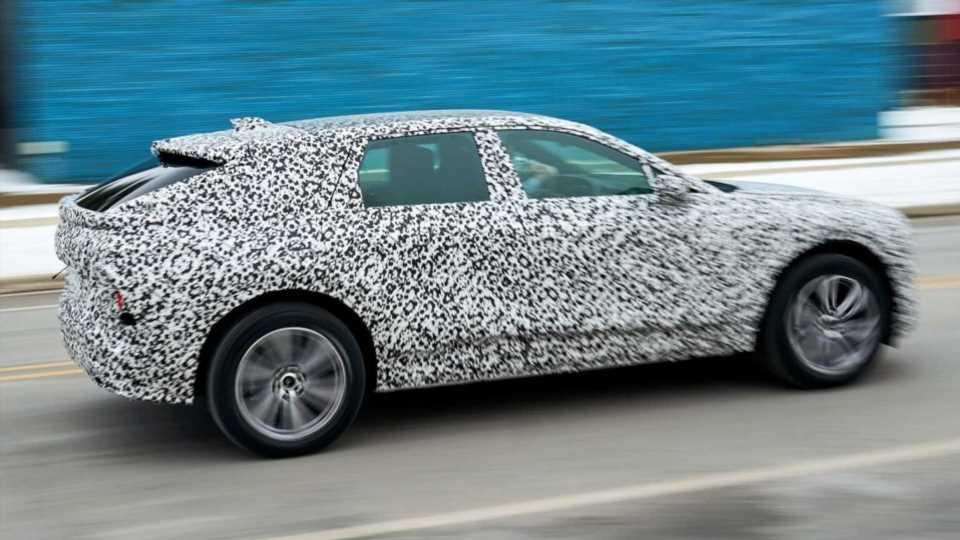 Cadillac Lyriq Pre-Production Prototype Shown Testing For First Time