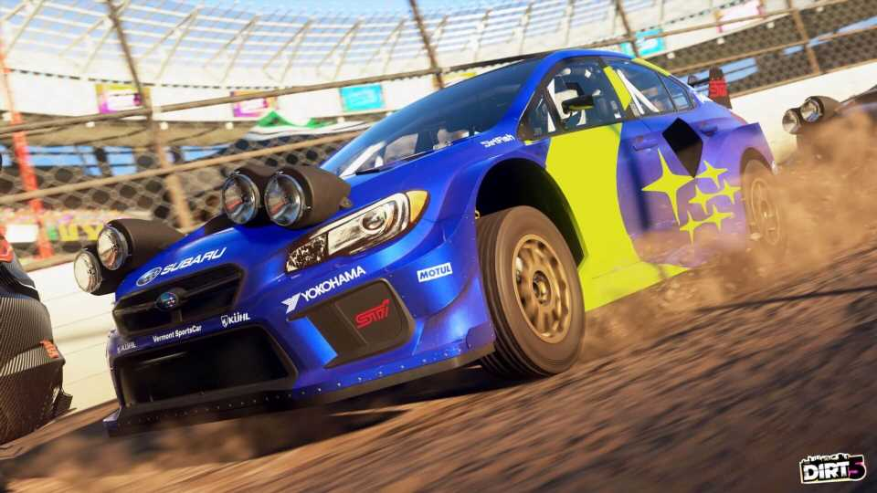 DIRT 5 Free to Play on PlayStation 4 Over Easter