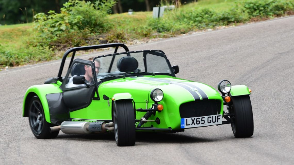 Caterham Cars sold to Japanese firm VT Holdings