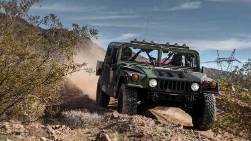 The Mint 400 Invites Military Vehicles to Compete in 2021 Race