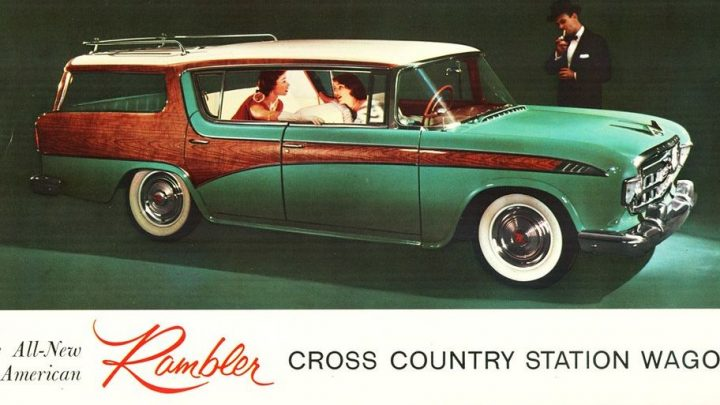 The Rambler Cross Country Wagon Is an Unintentional Postmodern Masterpiece