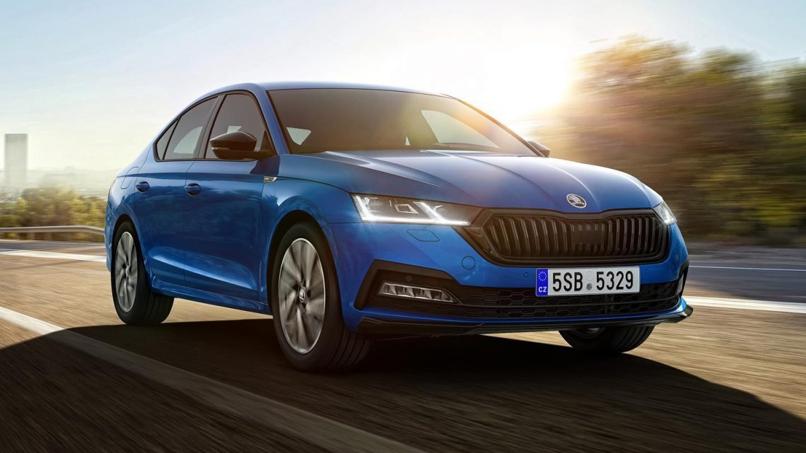 Octavia SportLine launched with 2.0 TSI