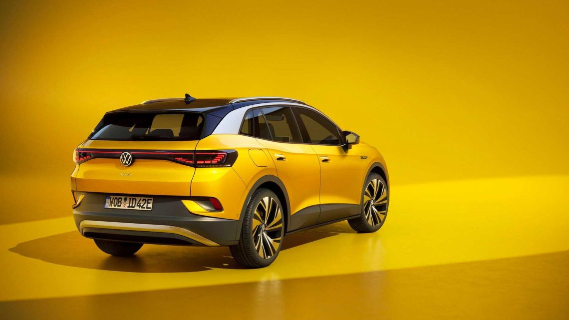 Volkswagen ID.4 Deliveries In US Start With 474 Units In March