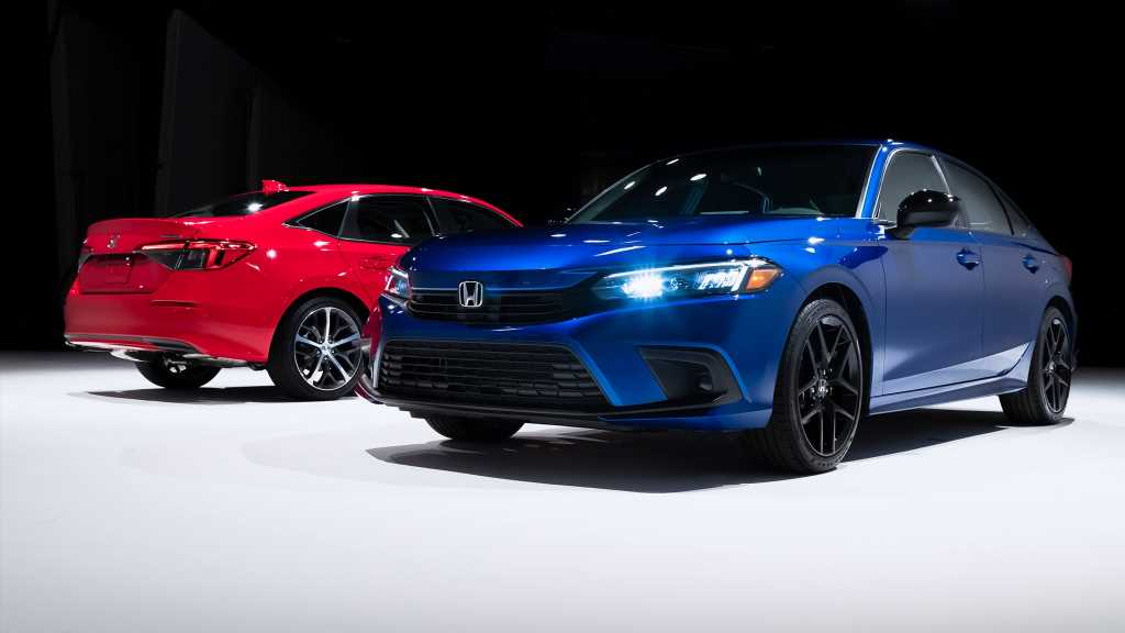 11th-Gen Civic Si, Type R, and Hatch Set to Get Manual Gearbox