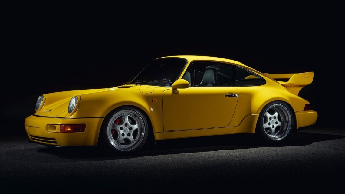 16 Super-Rare Air-Cooled Porsche Exhibit Revealed for the First Time