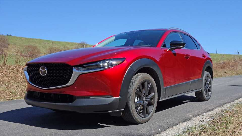 2021 Mazda CX-30 Turbo: For The Sport Compact Car Reader Who Has Babies Now