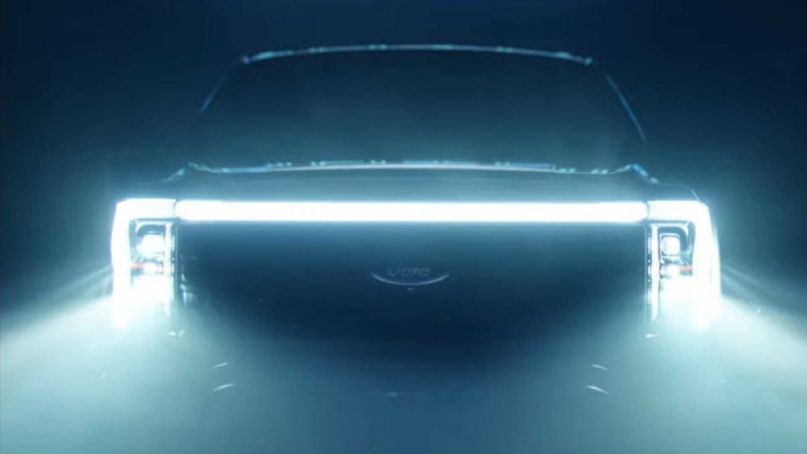 2022 Ford F-150 Lightning Debuts Today: See The Livestream