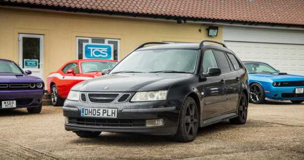 7 Things I've Learned Running A £500, 180k-Mile Saab 9-5