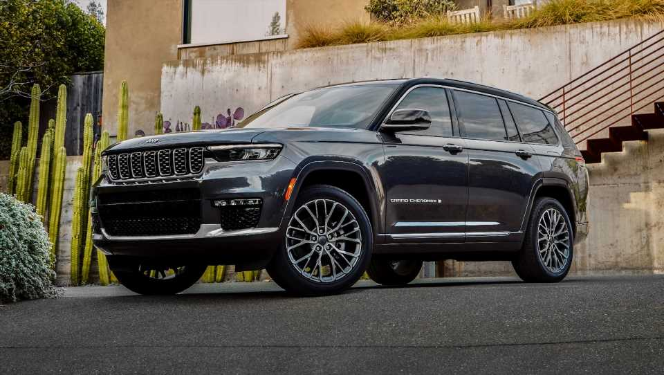 A Fully Loaded 2021 Jeep Grand Cherokee L Will Set You Back $70,255