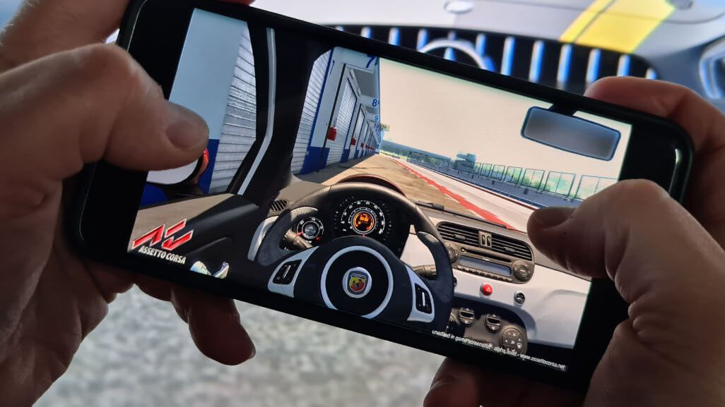 Assetto Corsa Mobile Gaming Coming This Summer