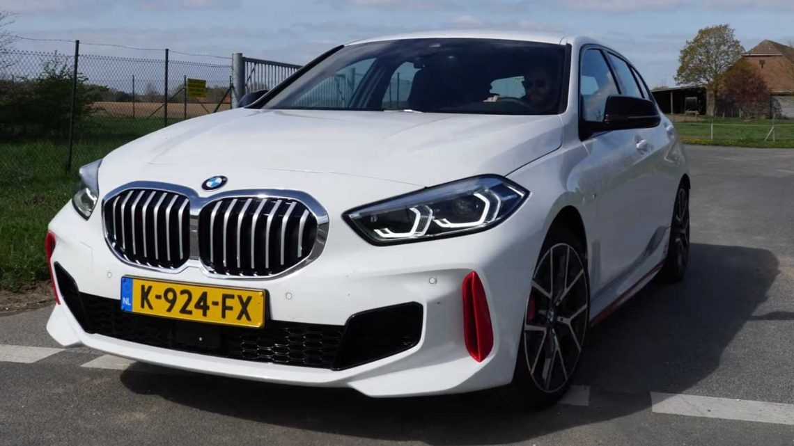 BMW 128ti Hits Top Speed In New Autobahn Video