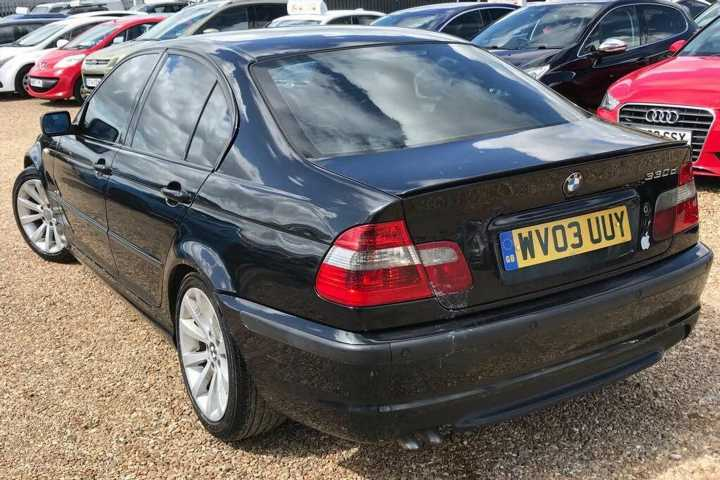 BMW 330d (E46) | Shed of the Week