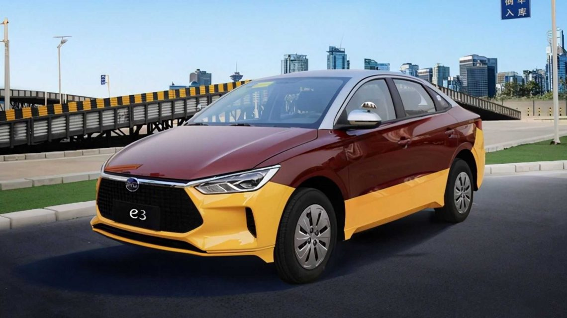 BYD Creates E3 EV With Manual Trans To Teach Others How To Drive