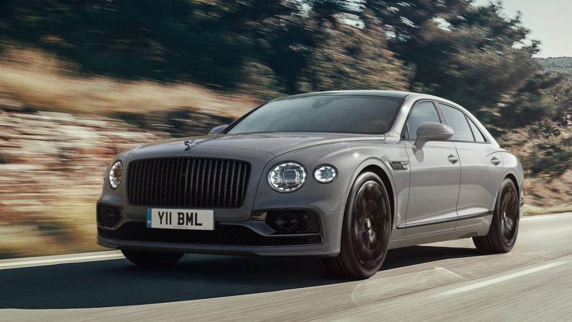 Bentley Flying Spur updated for 2022 with extra kit