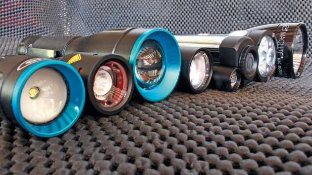 Best rechargeable torches