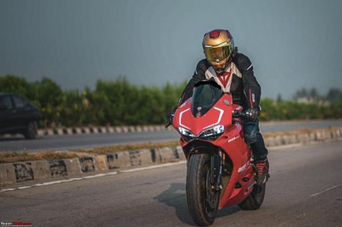 Buying a used Ducati Superbike in India