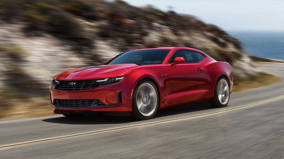 Chevy Camaro Production Shut Down Once Again After Starting Up for Just a Week