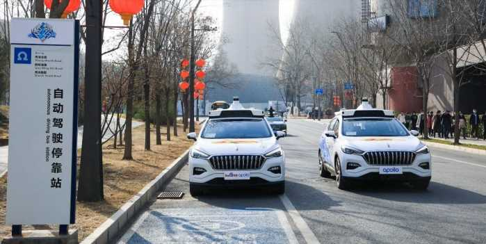 China\u2019s First Robotaxi Service Launches in Beijing ahead of the Olympics