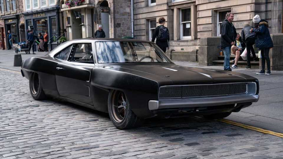Fast 9  Vehicle Roster Includes A Mid-Engine Dodge Charger For Dom