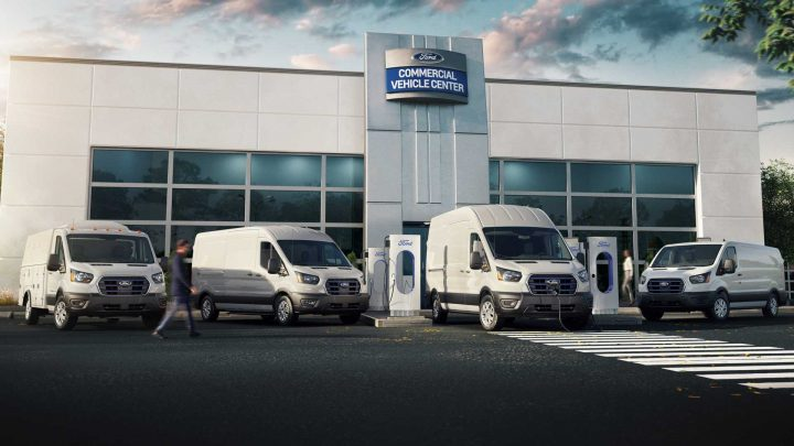 Ford E-Transit Starts At $43,295, Orders Open In July