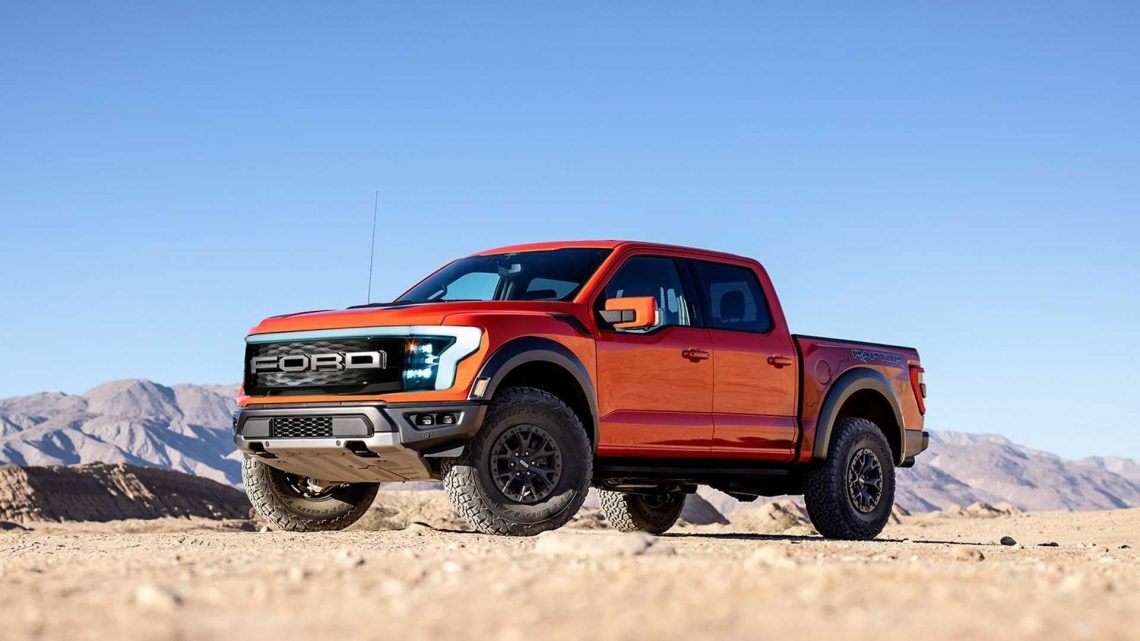 Ford F-150 Lightning Raptor Rendered Into Reality