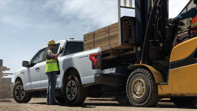 Ford Spending Big for More Electric and Commercial Vehicles